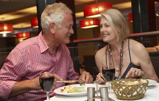 Dating für singles über 60